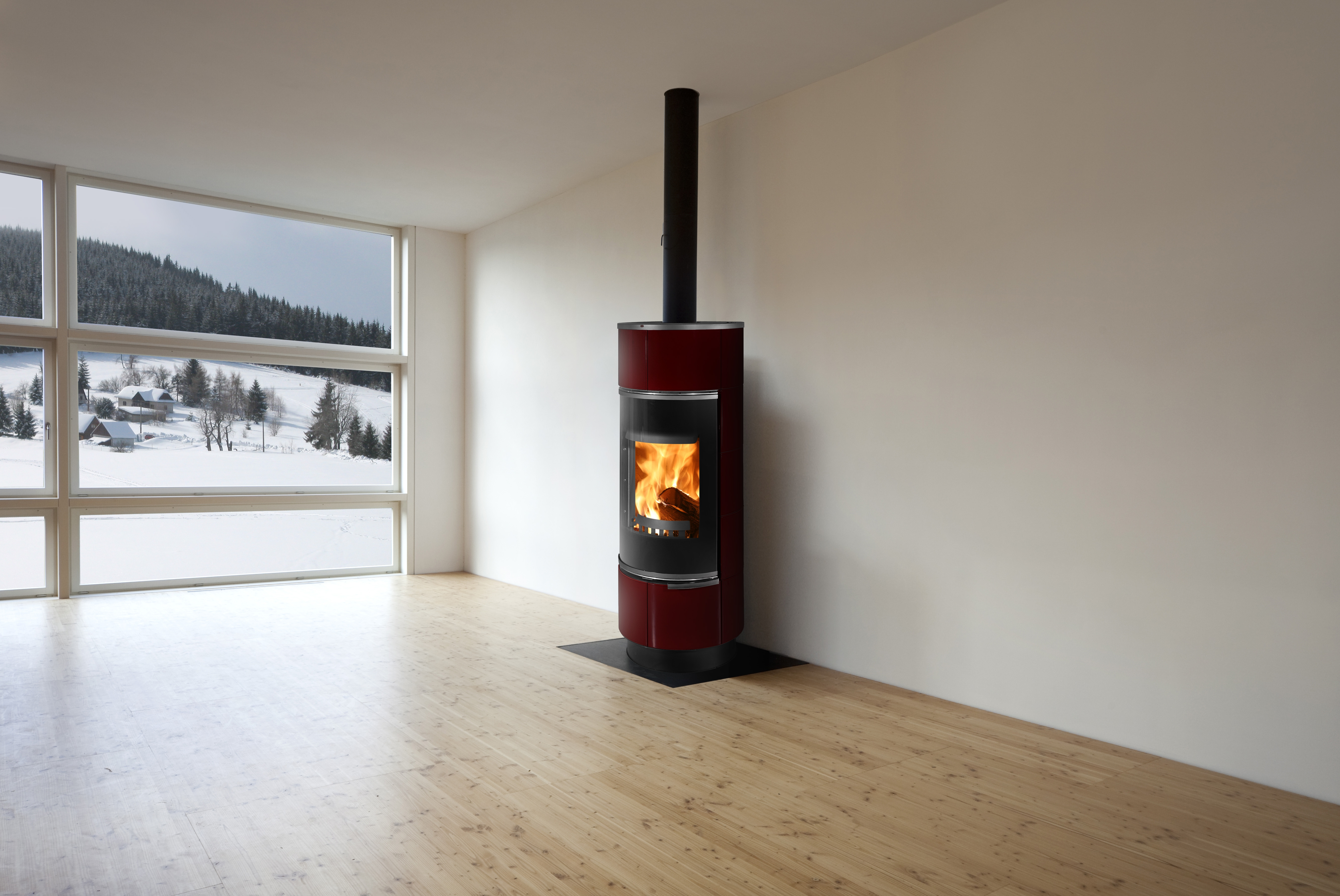 atika po le bois en fa ence thorma france. Black Bedroom Furniture Sets. Home Design Ideas